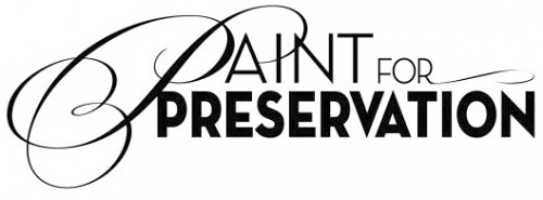 Paint for Preservation logo